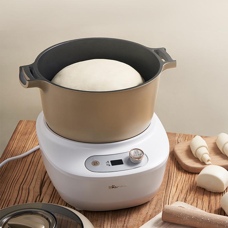 小熊和面机家用全自动小型活面揉面机商用搅拌面粉机全自动厨师机