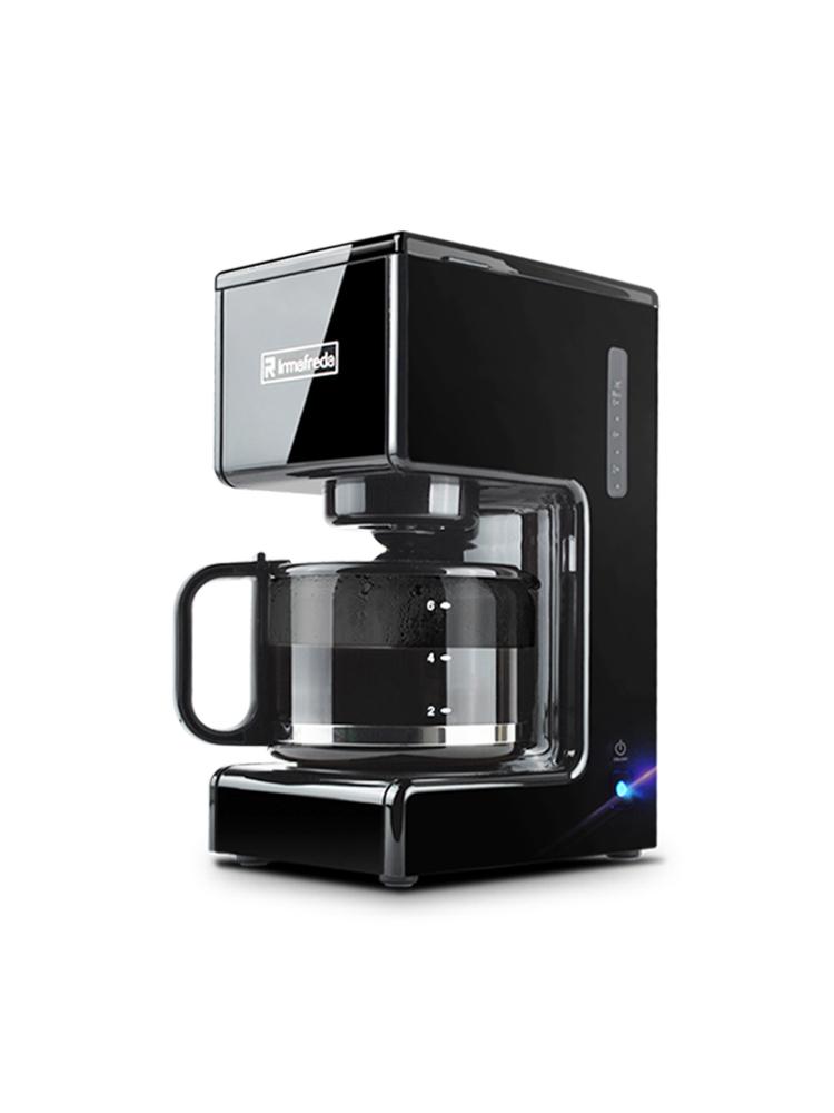 美式咖啡机家用全自动小型滴漏式迷你煮咖啡泡茶一体现磨冰咖啡壶