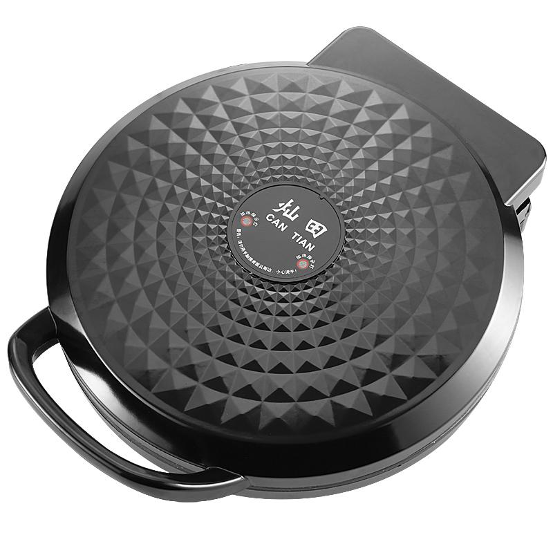 电饼铛电饼档家用双面加热烙饼锅迷小型煎饼机自动加大加深款正品